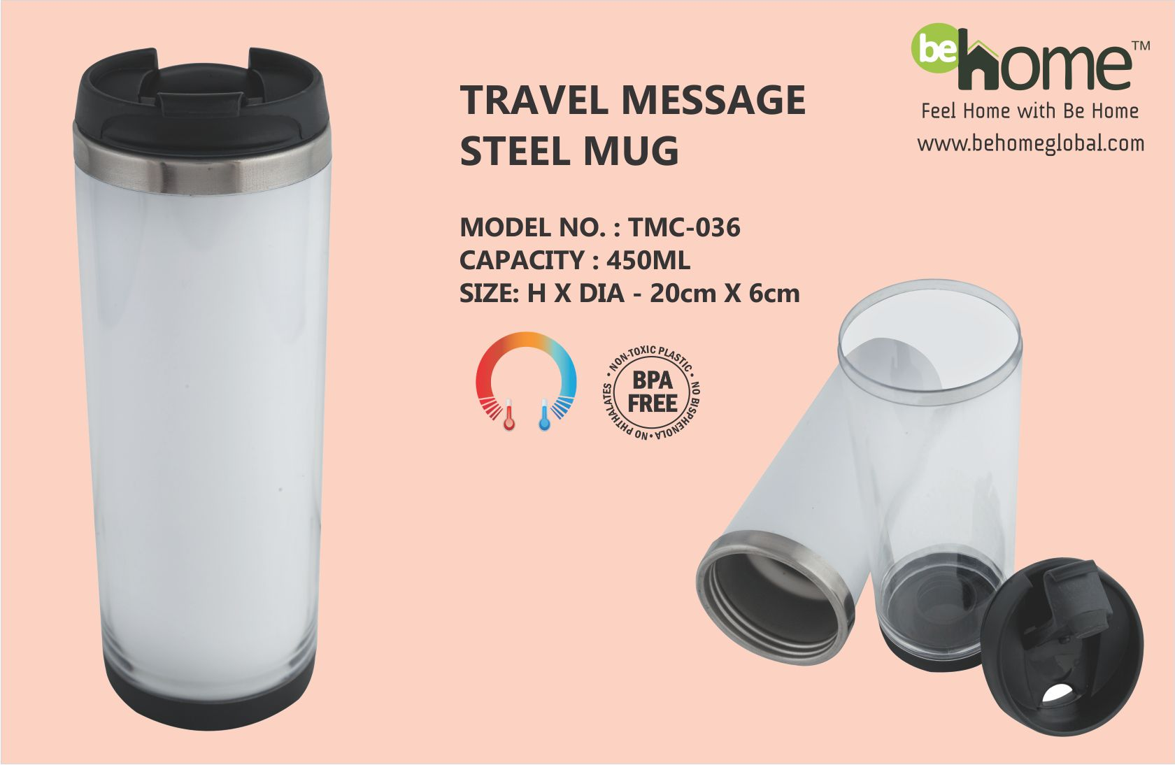 101 To 200 Behome Memo Water Bottle A5 750ml Premium Grade Bpa Free Portable Kettle Download Images